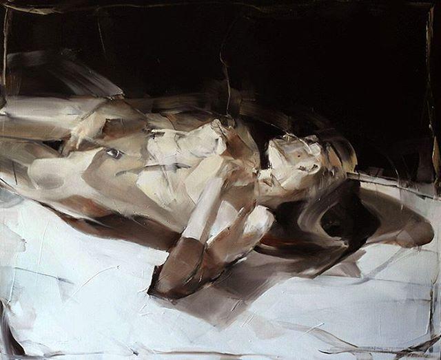 Польский художник Славомир Микавоз и его картины