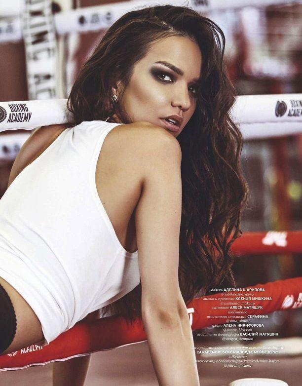 Аделина Шарипова (Adelina Sharipova) Фото - модель, актриса, ведущая / Страница - 1