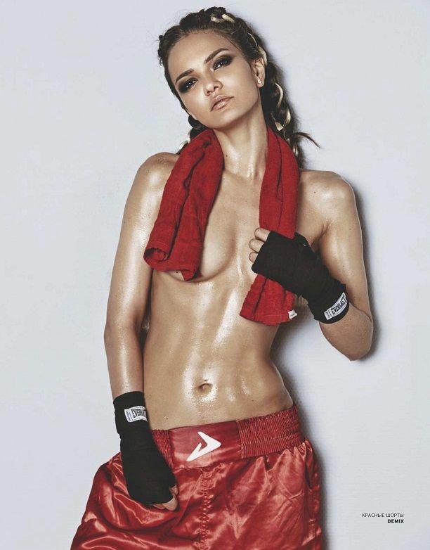 Аделина Шарипова (Adelina Sharipova) Фото - модель, актриса, ведущая / Страница - 5