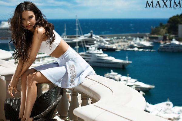 Аделина Шарипова (Adelina Sharipova) Фото - модель, актриса, ведущая / Страница - 8