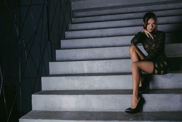 Аделина Шарипова (Adelina Sharipova) Фото - модель, актриса, ведущая / Страница - 6