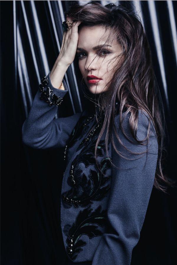 Аделина Шарипова модель Фото / Страница - 4