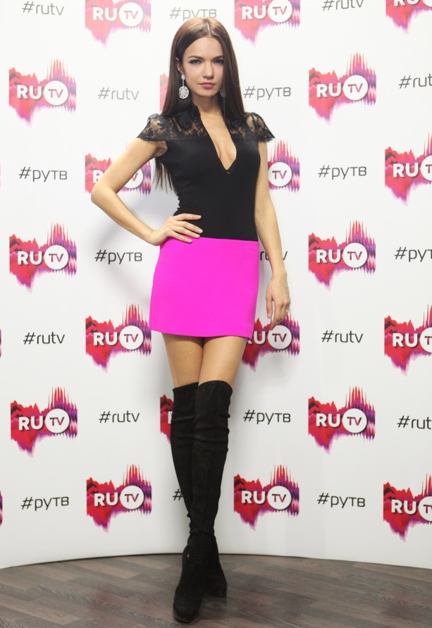 Аделина Шарипова модель Фото