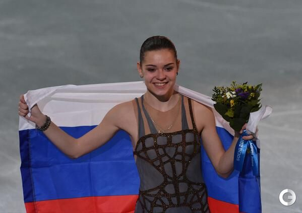 Аделина Сотникова Фото (Adelina Sotnikova Photo) фигуристка, Олимпийская Чемпионка в одиночном катании в Сочи 2014 / Страница - 4