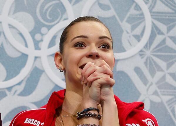 Аделина Сотникова Фото (Adelina Sotnikova Photo) фигуристка, Олимпийская Чемпионка в одиночном катании в Сочи 2014 / Страница - 6