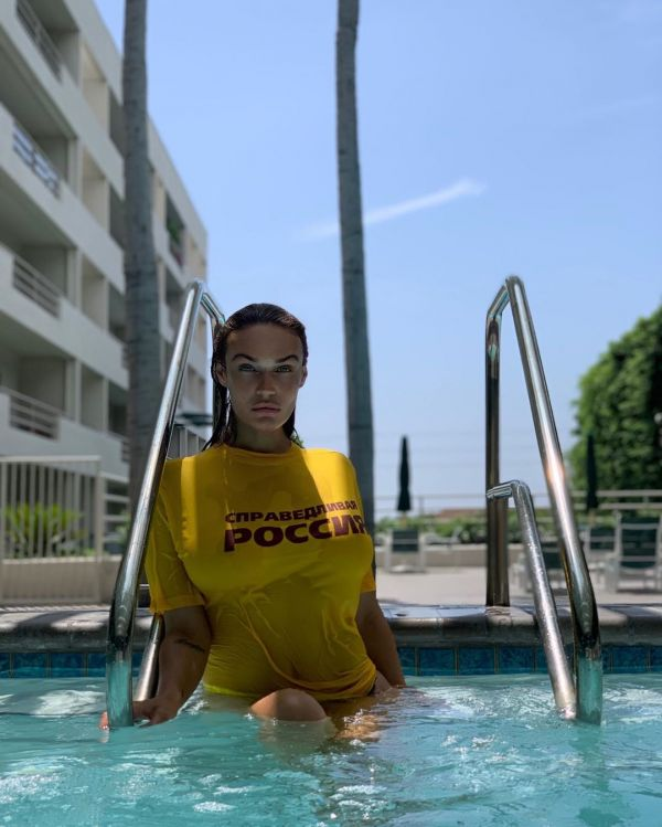 Алёна Водонаева Фото (Alyona Vodonaeva Photo) ведущая Каникулы в Мексике, модель,участница проекта Дом2 / Страница - 9