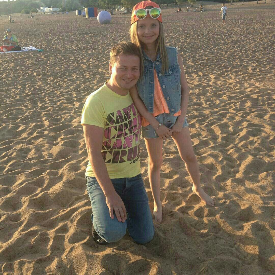 Алиса кожикина фото на пляже