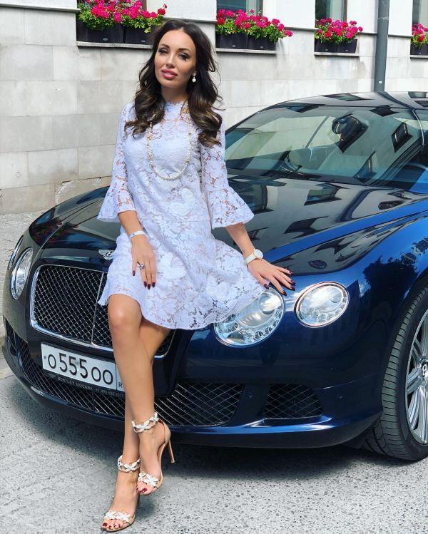 Анастасия Барашкова Фото (Anastasiya Barashkova Photo) модель, актриса, телеведущая / Страница - 2