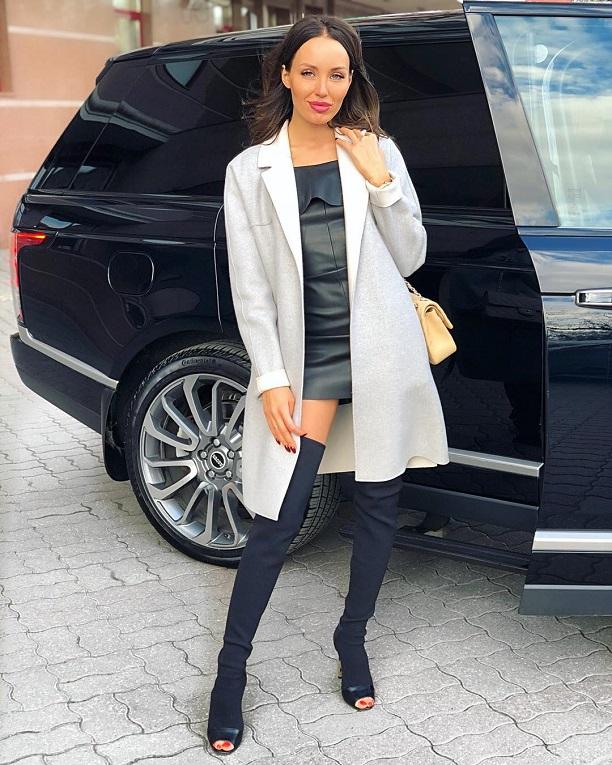 Анастасия Барашкова Фото (Anastasiya Barashkova Photo) модель, актриса, телеведущая / Страница - 3