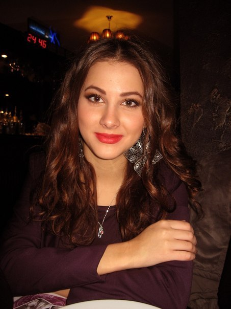 Анастасия Кожевникова Фото (Anastasiya Kojevnikova Photo) украинская певица, участница группы ВИАГРА Константина Меладзе