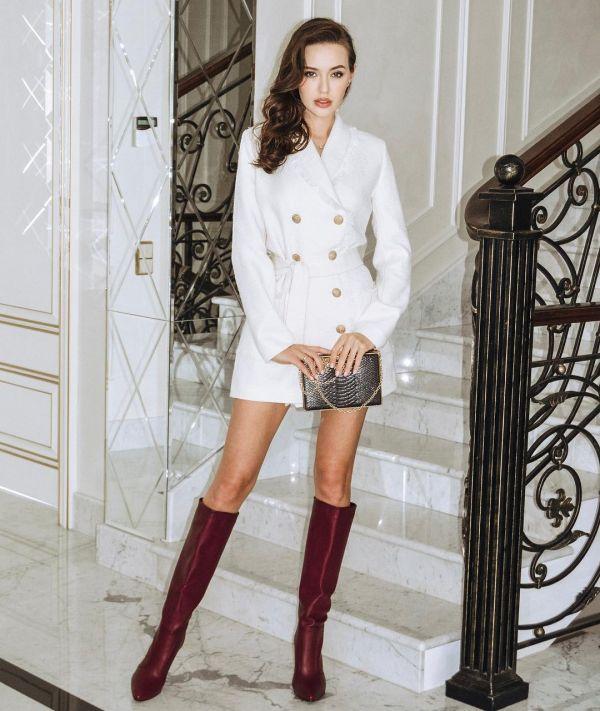 Анастасия Костенко (Anastasiya Kostenko) Фото - модель, новая девушка Дмитрия Тарасова, Мисс Россия