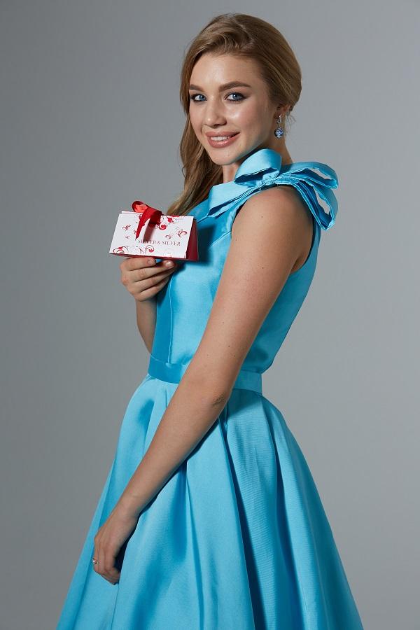 Анастасия Михайлюта (Anastasiya Mihayluta) Фото - модель, победительница Конкурса «Краса России-2014»