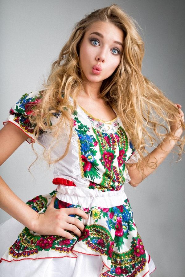 Анастасия Михайлюта получила титул «Юная Красой России» 4