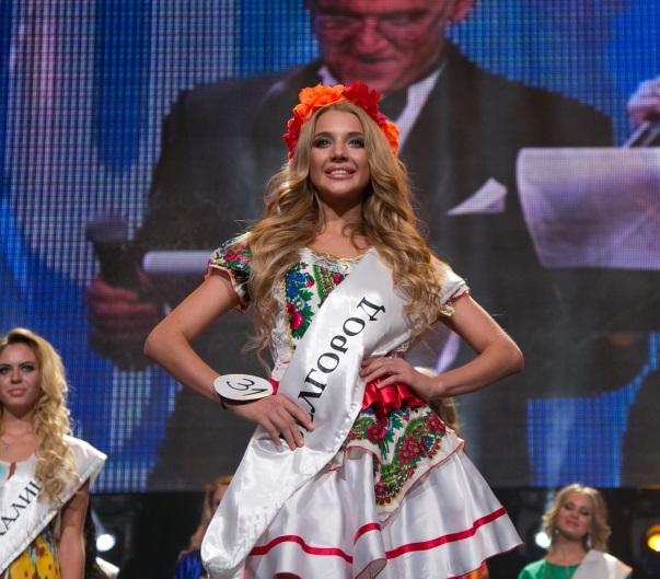 Анастасия Михайлюта получила титул «Юная Красой России» 1