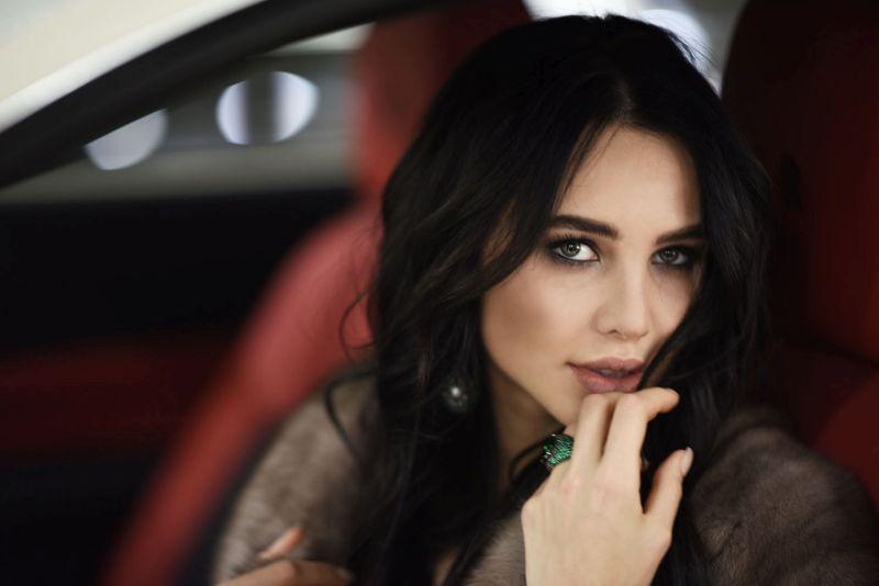 Анастасия Решетова Фото - модель, Первая Вице-Мисс России 2014 / Страница - 3