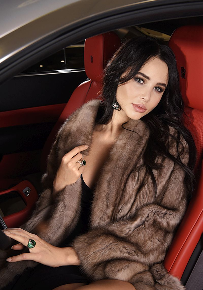 Анастасия Решетова Фото - модель, Первая Вице-Мисс России 2014 / Страница - 10