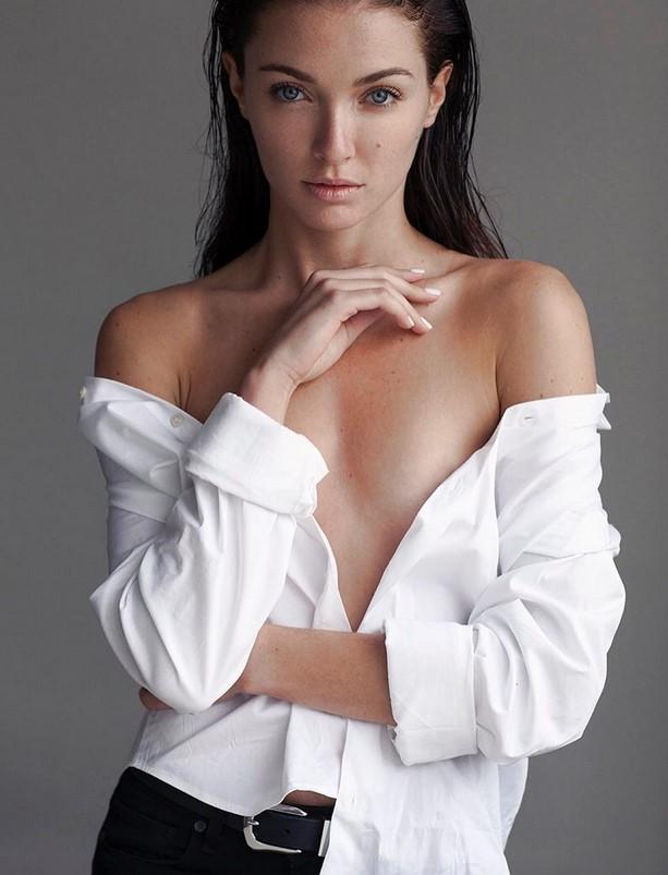 Анастасия Сафонова Фото - модель, дочь актера Кирилла Сафонова