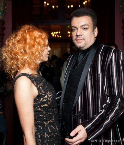 Анастасия Стоцкая и Филипп Киркоров