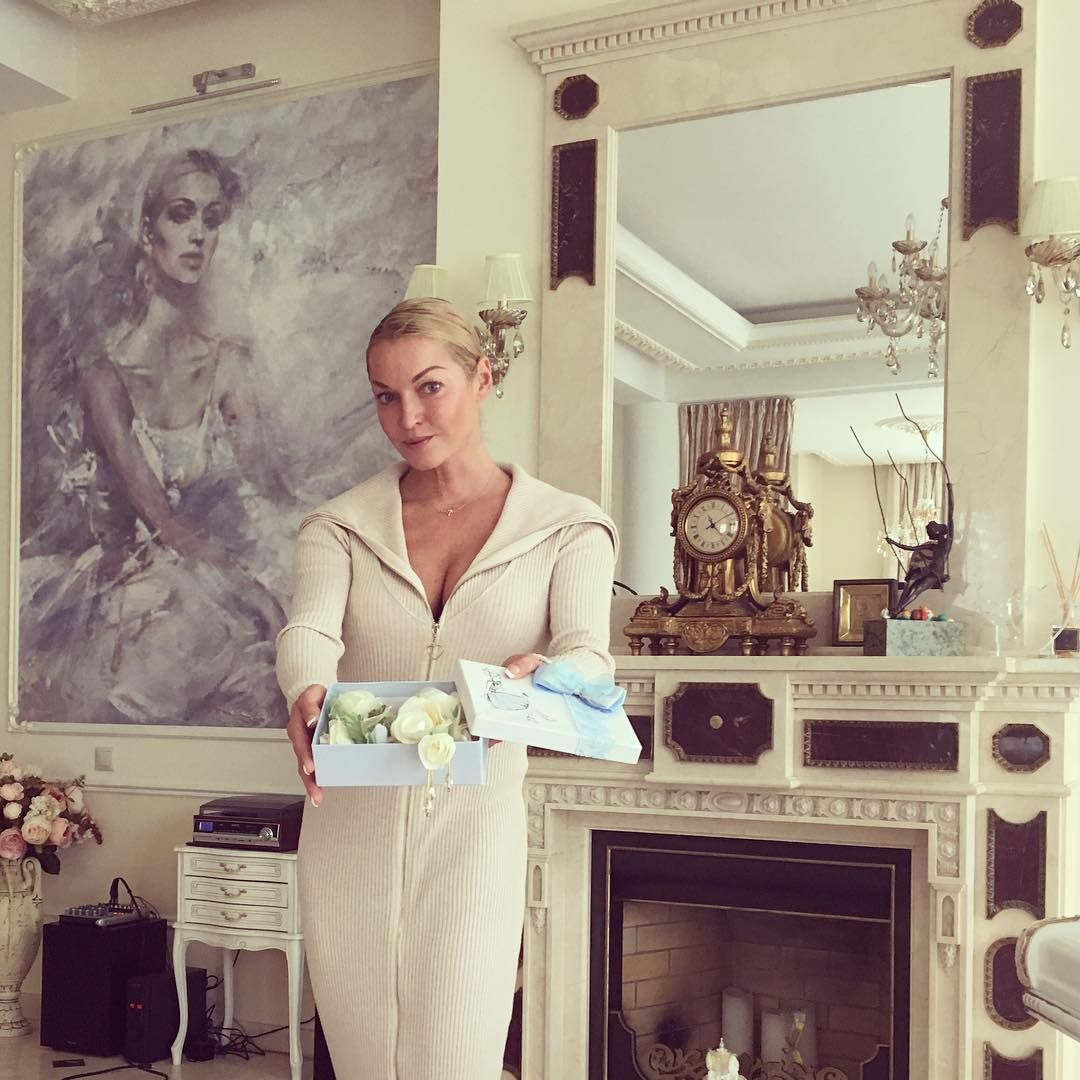 Анастасия Волочкова Фото (Anastasiya Volochkova Photo) русская балерина / Страница - 2