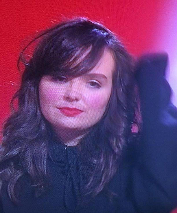 Анастасия Зорина Фото - певица, участница шоу Голос 2017 (команда Билана)