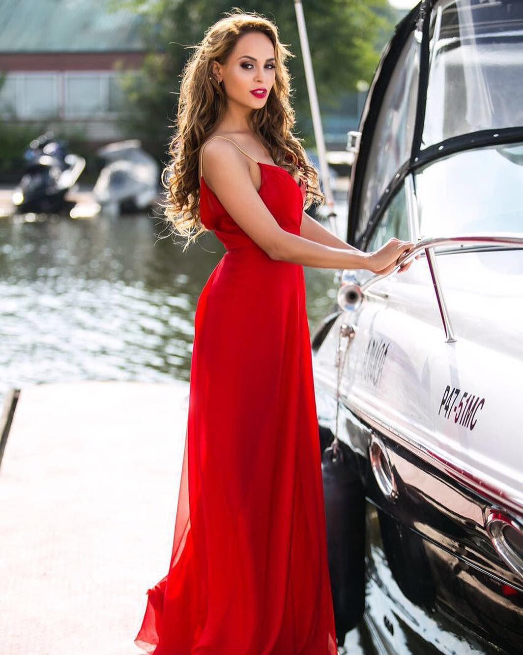 Анна Калашникова Фото - модель, певица, жена Прохора Шаляпина / Страница - 1
