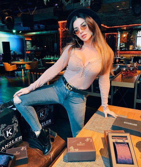 Анна Седокова Фото (Anna Sedokova Photo) русская украинская певица, экс-солистка группы ВИА ГРА, модель / Страница - 1