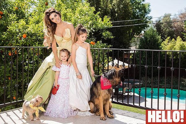 Анна Седокова пригласила HELLO! в свой дом в Лос-Анджелесе