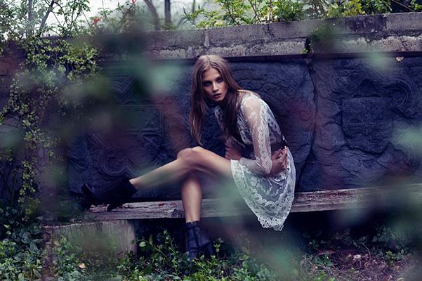 Анна Селезнева Фото (Anna Selezneva Photo) российская модель