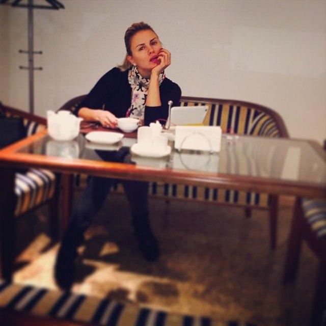 Анна Семенович Фото (Anna Semenovich Photo) русская певица, бывшая участница группы Блестящие