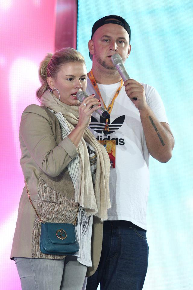 Анна Семенович и Потап (Алексей Потапенко)