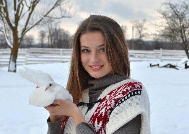 Анна Заячковская Фото (Anna Zayakovskaya Photo) украинская модель, Мисс Украина 2013 / Страница - 2