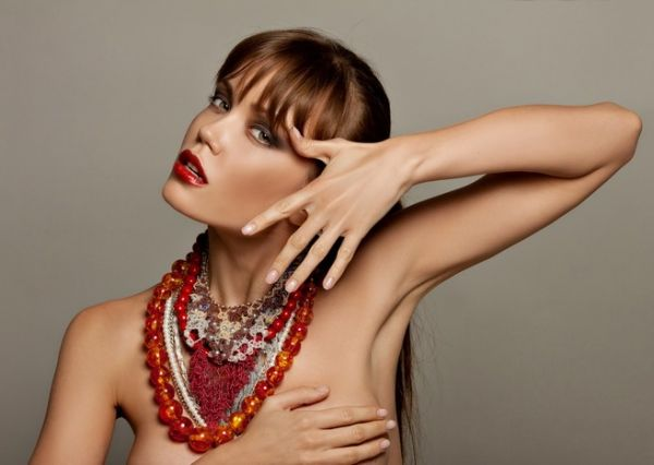 Ассоль (Васильева) Фото - модель, телеведущая, двойник Анджелины Джоли / Страница - 1