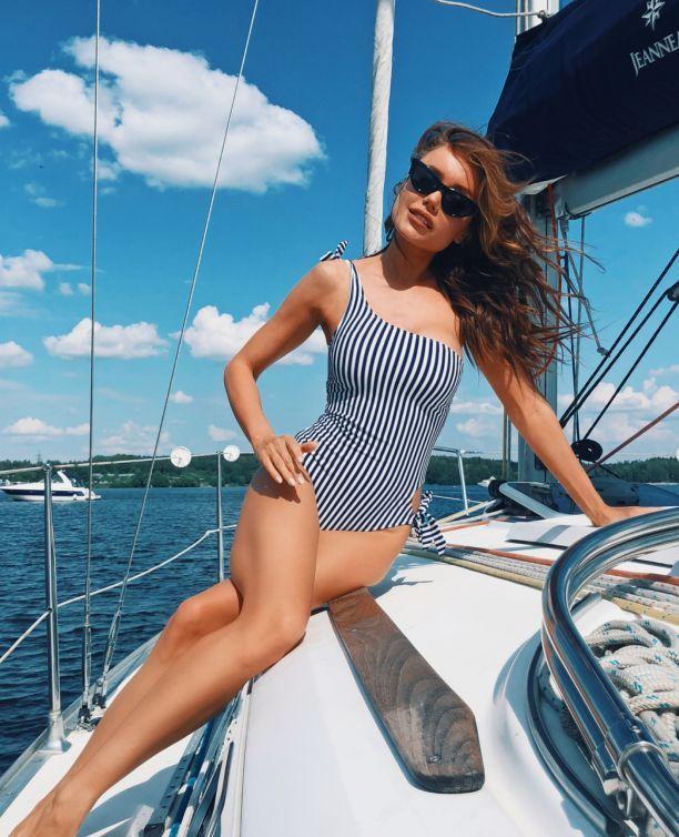 Ассоль (Васильева) Фото - модель, телеведущая, двойник Анджелины Джоли / Страница - 8