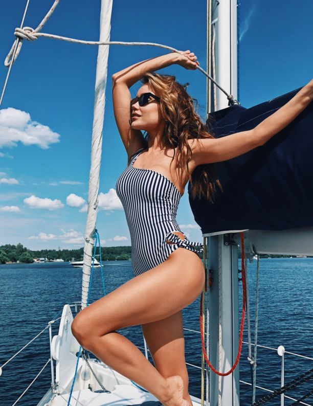 Ассоль (Васильева) Фото - модель, телеведущая, двойник Анджелины Джоли / Страница - 9
