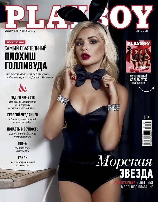 Ася Пугачёва Фото - российская модель