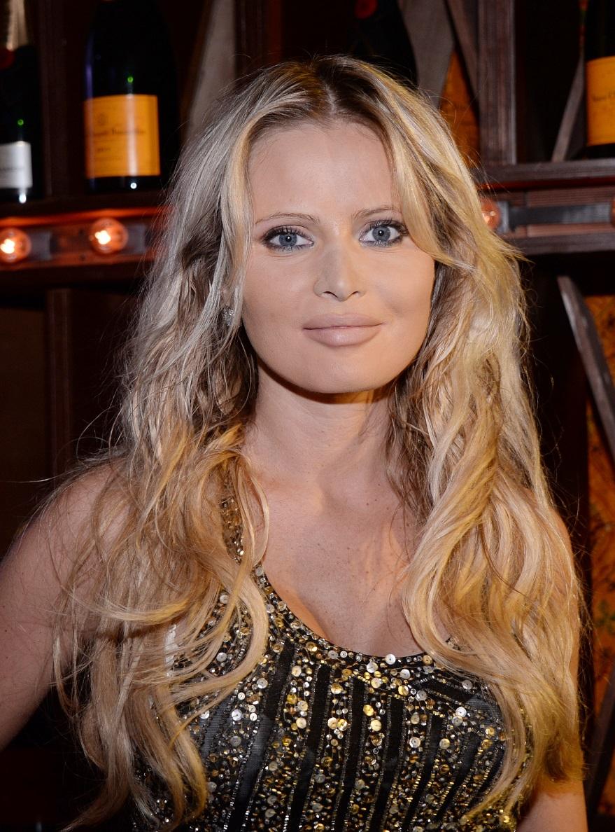 Дана Борисова Биография (Dana Borisova Biography) телеведущая, самая знаменитая блондинка страны