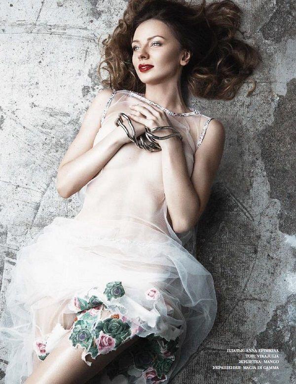 Елена Болдырева Фото - российская модель / Страница - 9