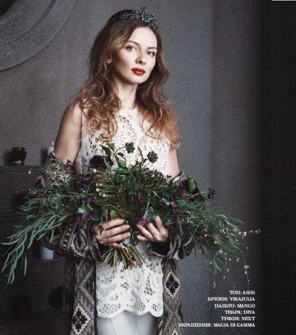 Елена Болдырева Фото - российская модель