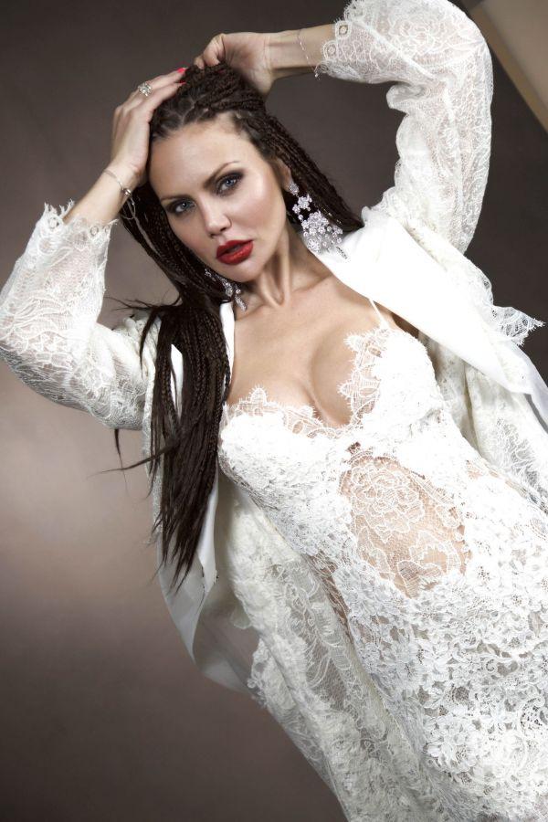 Елена Галицына Фото (Elena Galitsina Photo) модель, певица, подруга Сергея Зверева