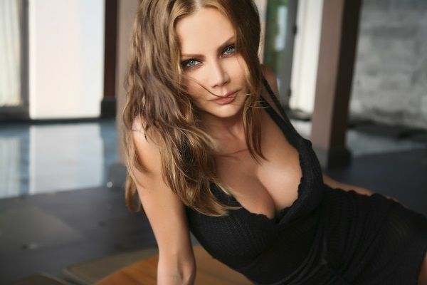 Елена Галицына Фото (Elena Galitsina Photo) модель, певица, подруга Сергея Зверева / Страница - 4