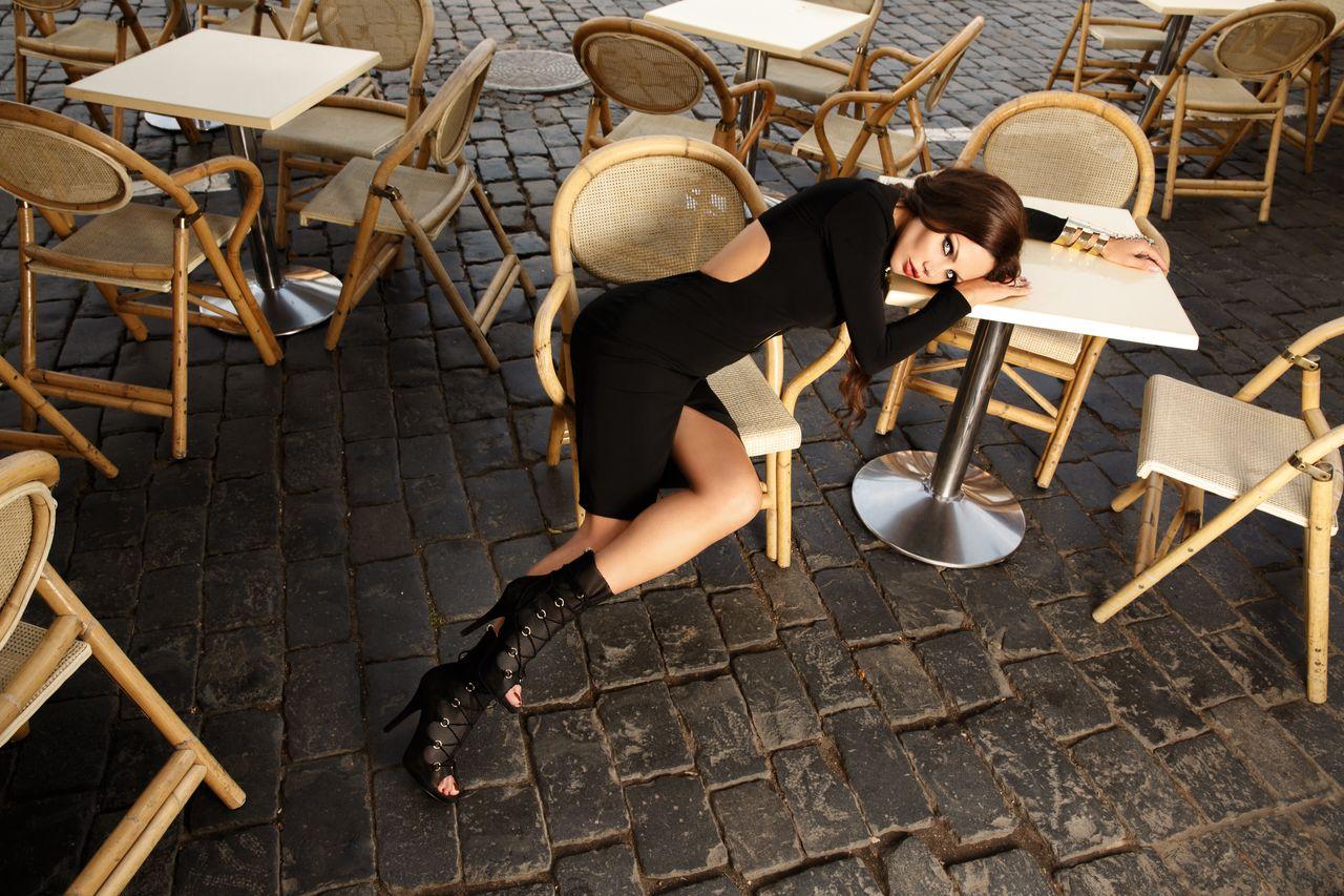 Елена Галицына Фото (Elena Galitsina Photo) модель, певица, подруга Сергея Зверева / Страница - 3