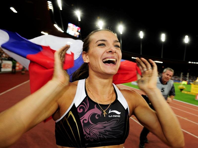 Елена Исинбаева спортсменка, российская прыгунья с шестом Фото / Страница - 2
