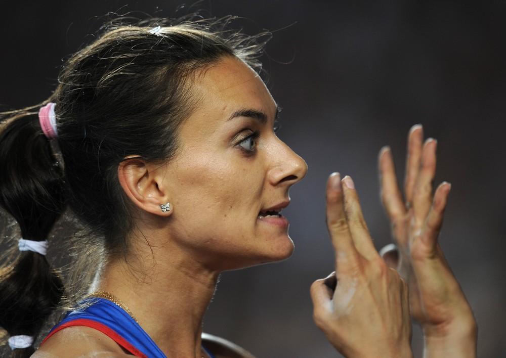 Елена Исинбаева спортсменка, российская прыгунья с шестом Фото / Страница - 3