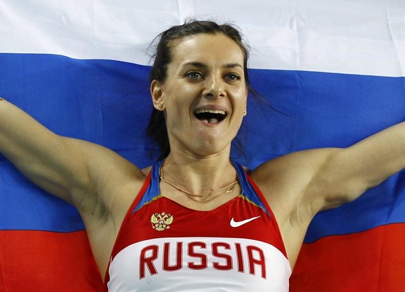 Елена Исинбаева спортсменка, российская прыгунья с шестом Фото / Страница - 4