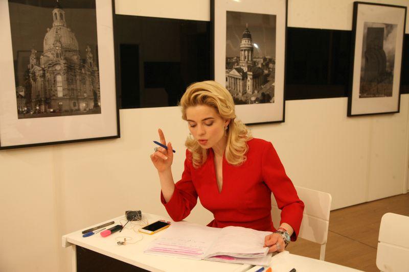 Елена Николаева Фото - телеведущая на канале Россия / Страница - 17