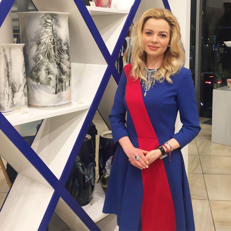 Елена Николаева Фото - телеведущая на канале Россия / Страница - 57