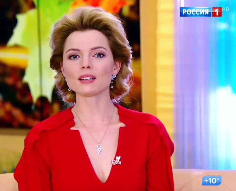 телеведущая елена николаева голые фото