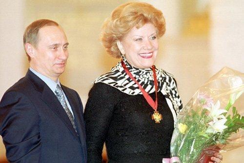 Елена Образцова Биография - оперная певица, Народная артистка СССР, память