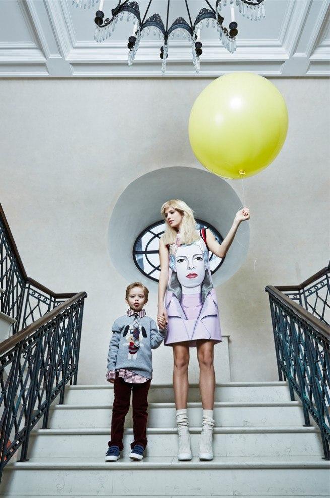 Елена Перминова в третий раз стала мамой. Модель родила девочку.
