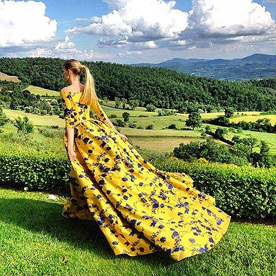 Елена Перминова Фото (Elena Perminova Photo) in girl / Страница - 4